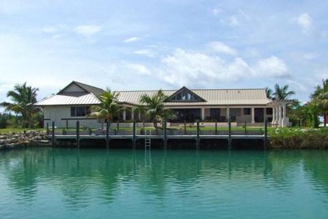 5 bedroom house  - Old Bahama Bay, Grand Bahama, Bahamas