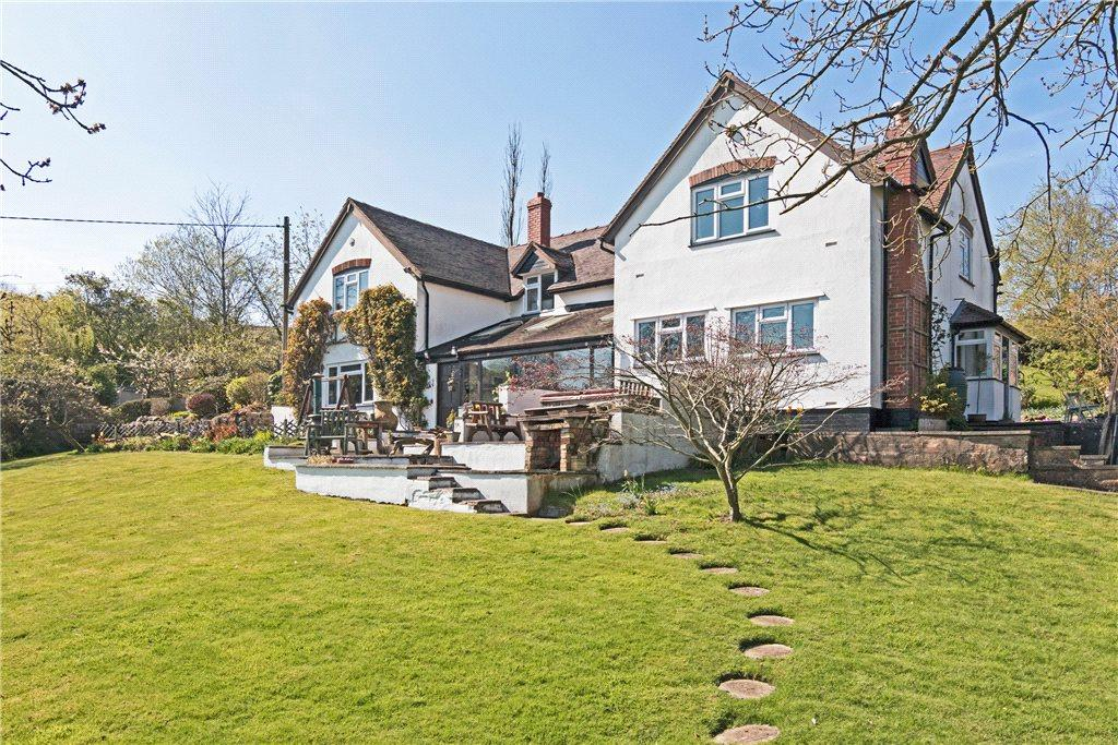 5 Bedrooms Detached House for sale in Studley, Clee Hill, Ludlow, Shropshire