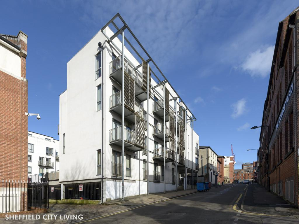 2 Bedrooms Apartment Flat for rent in Base Building, 2 Trafalgar Street,S1 4LQ