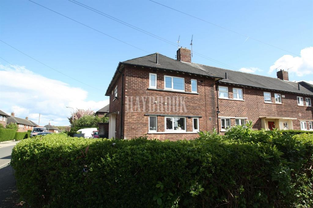 2 Bedrooms End Of Terrace House for sale in Halsall Drive, Sheffield, S9