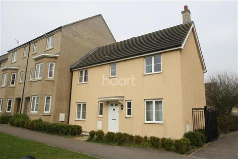 4 bedroom end of terrace house to rent - The Medway, Ely