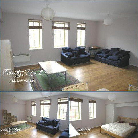 2 bedroom flat to rent - Mission Building, E14