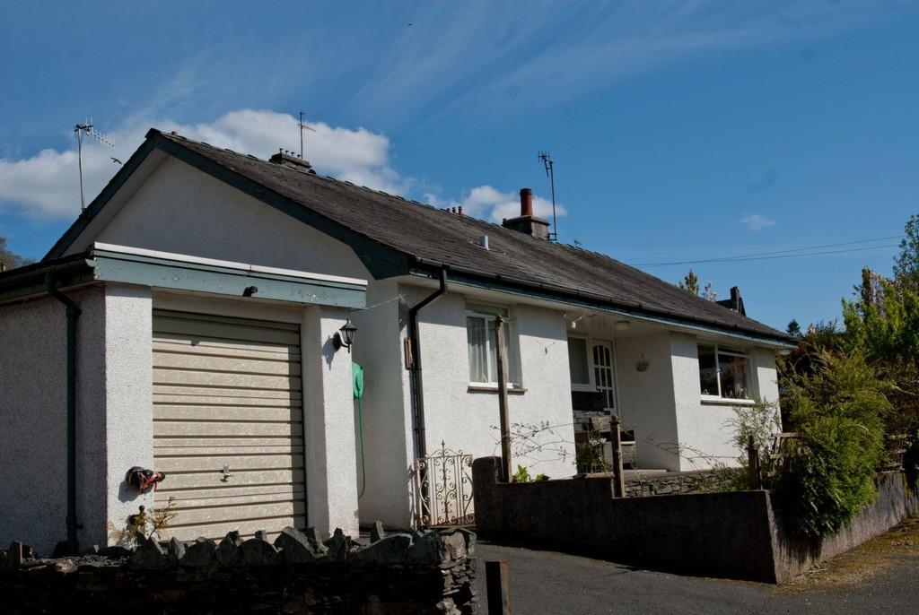 3 Bedrooms Detached Bungalow for sale in Ambwray, Lake Road, Ambleside, LA22 0DB