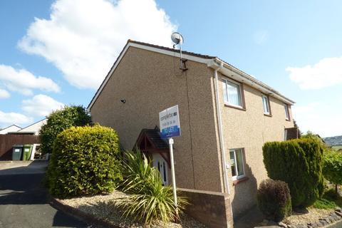 2 bedroom semi-detached house to rent - Hollam Way, Kingsteignton
