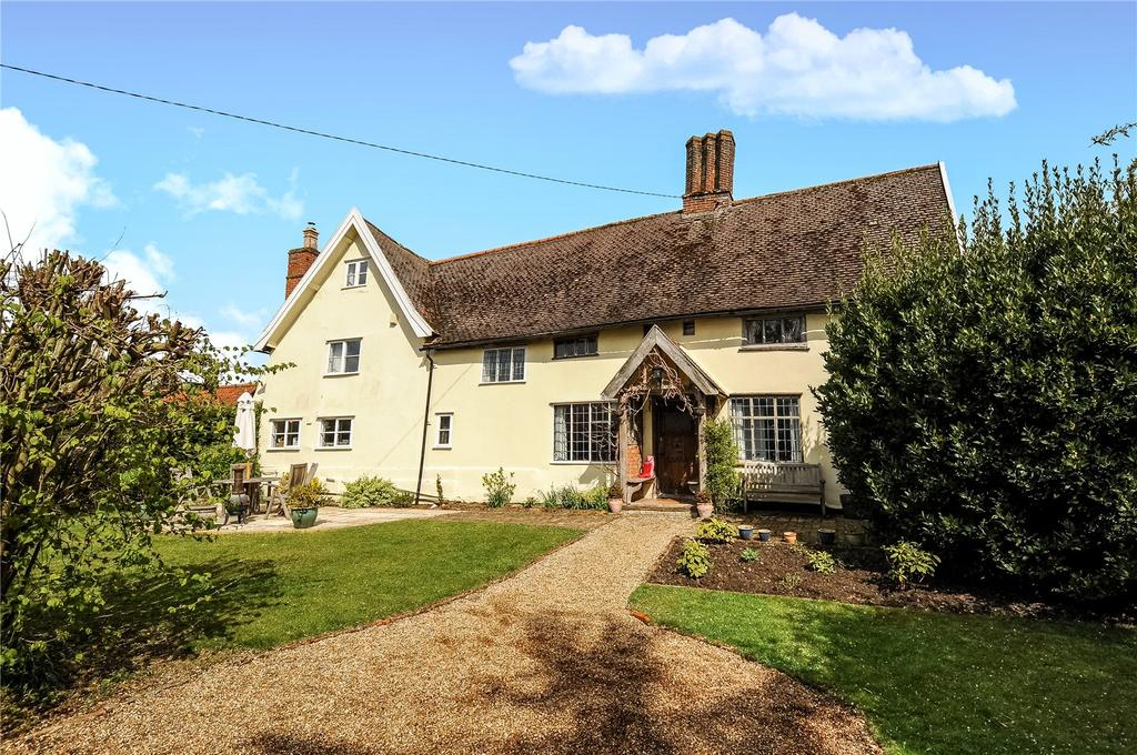 6 Bedrooms Unique Property for sale in Finningham, Stowmarket, Suffolk, IP14