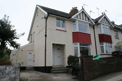 1 bedroom flat to rent - 60D Fisher St, Paignton, TQ4 5ER