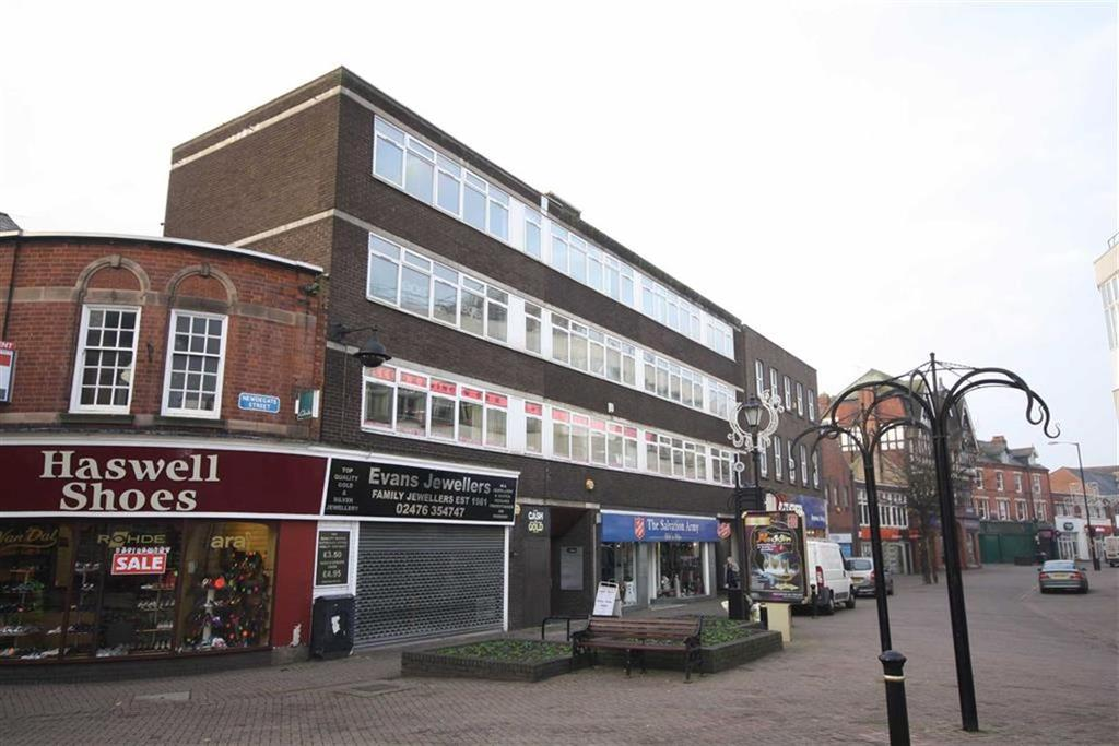 1 Bedroom Flat for sale in 21-25 Newdigate Street, Nuneaton