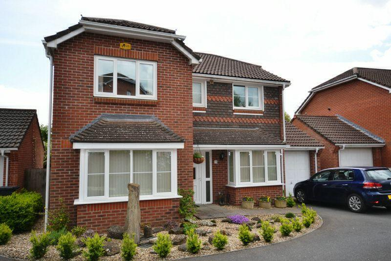 4 Bedrooms Detached House for sale in CLAREMONT FIELD, OTTERY ST MARY
