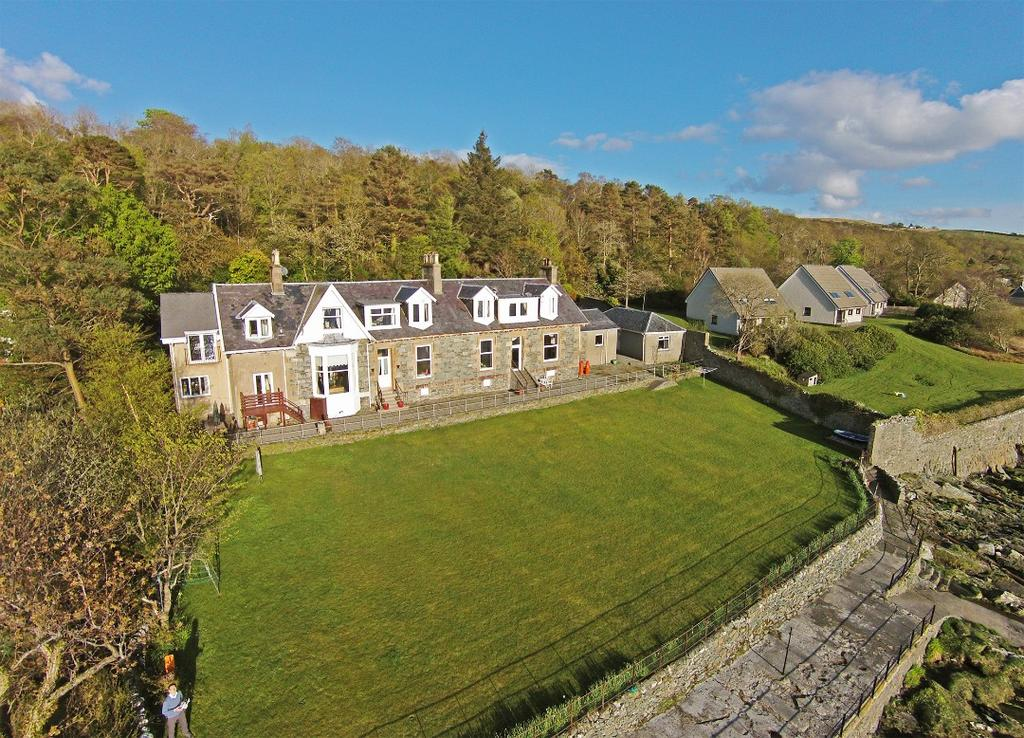 5 Bedrooms End Of Terrace House for sale in Shore Road, Ardpeaton, Cove, G84 0NY