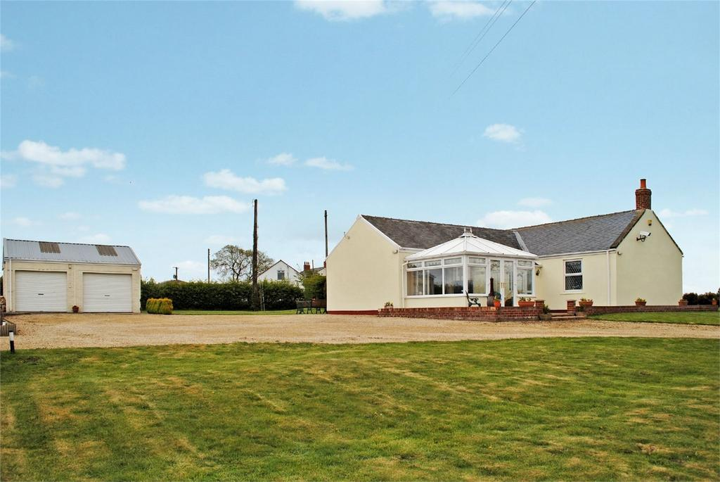 3 Bedrooms Detached Bungalow for sale in Cathedral View, Shadforth, Durham, County Durham