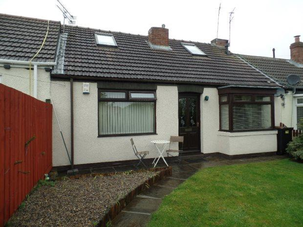 3 Bedrooms Terraced Bungalow for sale in POPLAR AVENUE, BLACKHALL, PETERLEE AREA VILLAGES