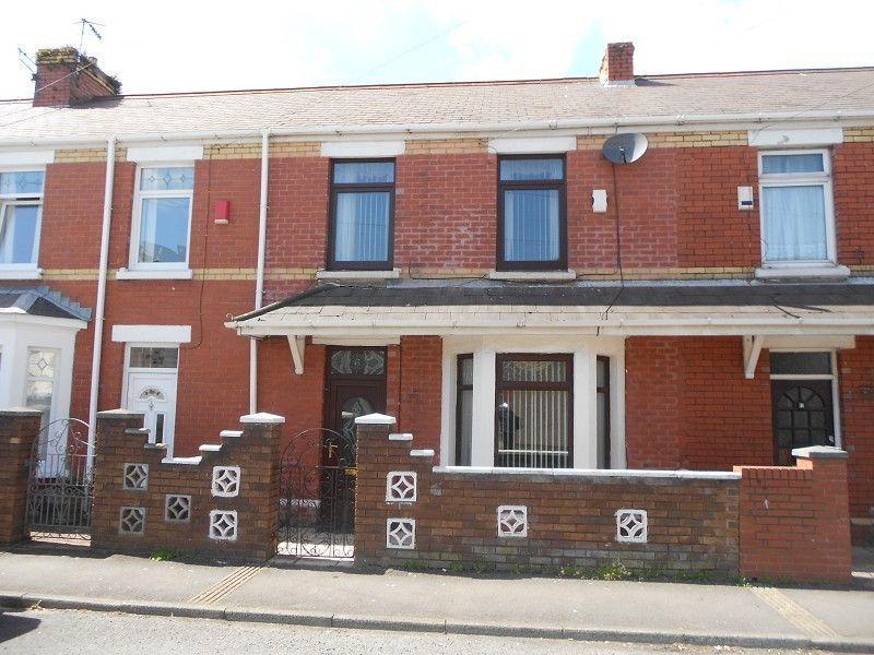 3 Bedrooms Terraced House for sale in Dunraven Street, Port Talbot, Neath Port Talbot.
