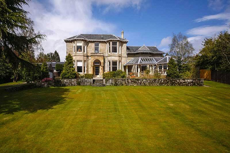 5 Bedrooms Detached House for sale in Linnet House, 14 Queen Street, Helensburgh, Dunbartonshire, G84