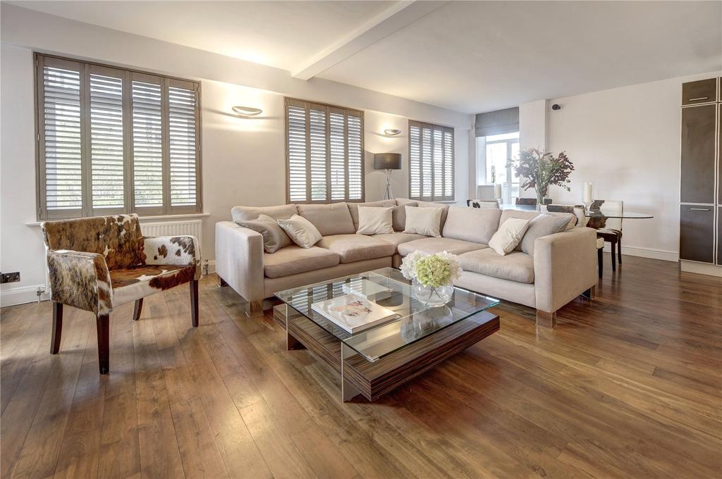 2 Bedrooms Maisonette Flat for sale in Laurie House, 16 Airlie Gardens, Kensington, London, W8