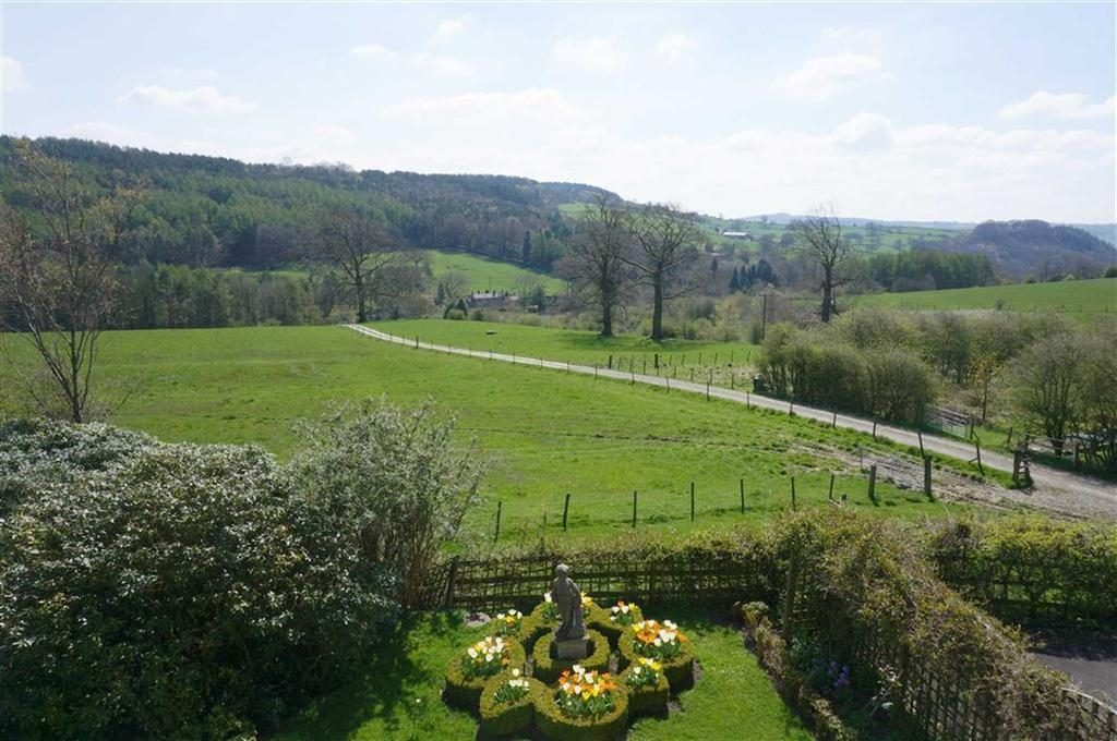 3 Bedrooms Apartment Flat for sale in Sydnope Hall, Sydnope Hill, Matlock, Derbyshire, DE4