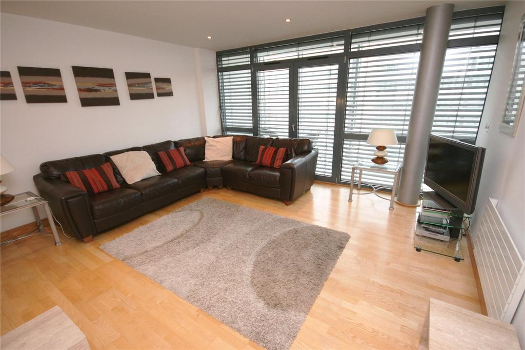 2 Bedrooms Flat for rent in No. 1 Deansgate, Manchester, Greater Manchester, M3