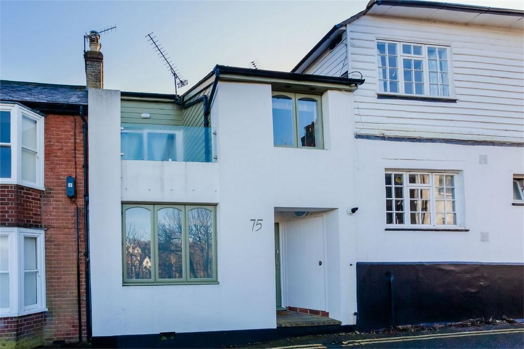 2 Bedrooms Terraced House for sale in New Road, Lewes, East Sussex