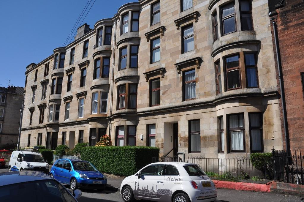 1 Bedroom Flat for rent in Lawrie Street, Flat 1/2, Partick, Glasgow, G11 5NL