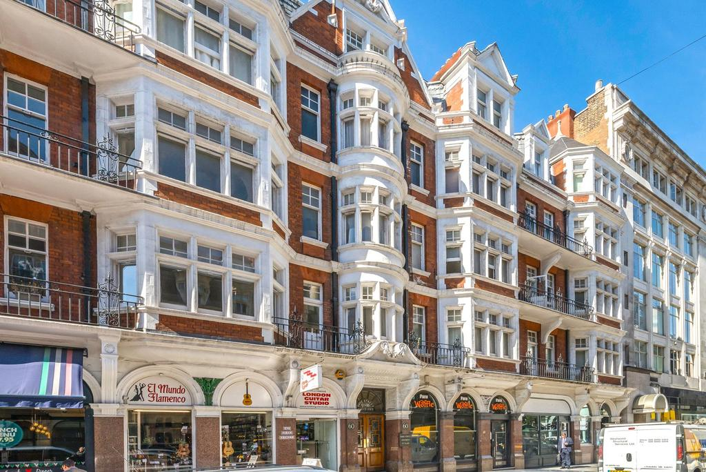 3 Bedrooms Flat for sale in Duke Street, London