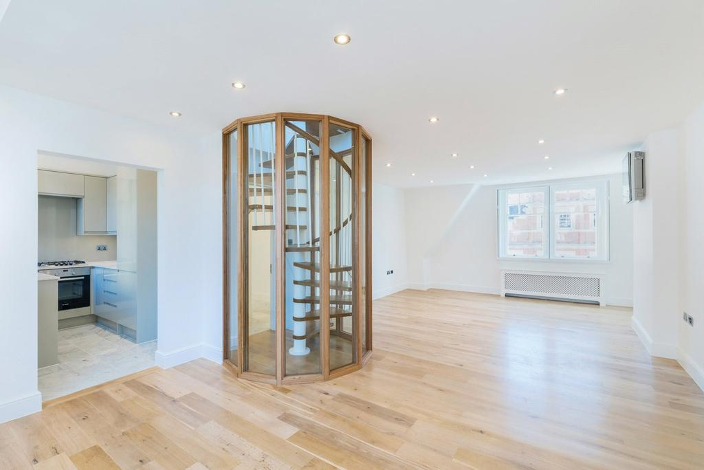 3 Bedrooms Flat for sale in Duke Street, London