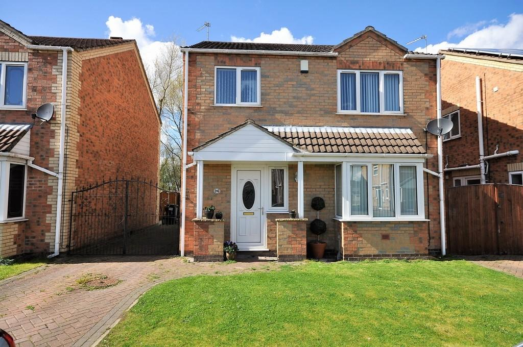 3 Bedrooms Detached House for sale in Bloomhill Court, Moorends, Doncaster