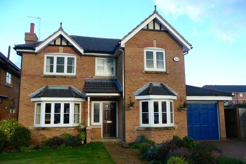 4 bedroom detached house to rent - Eden Park Road, Cheadle Hulme