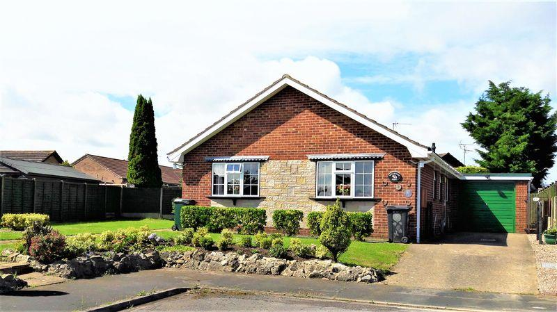 2 Bedrooms Bungalow for sale in Alford