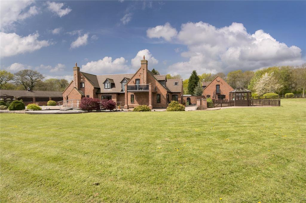 6 Bedrooms Detached House for sale in Leicester Road, Earl Shilton