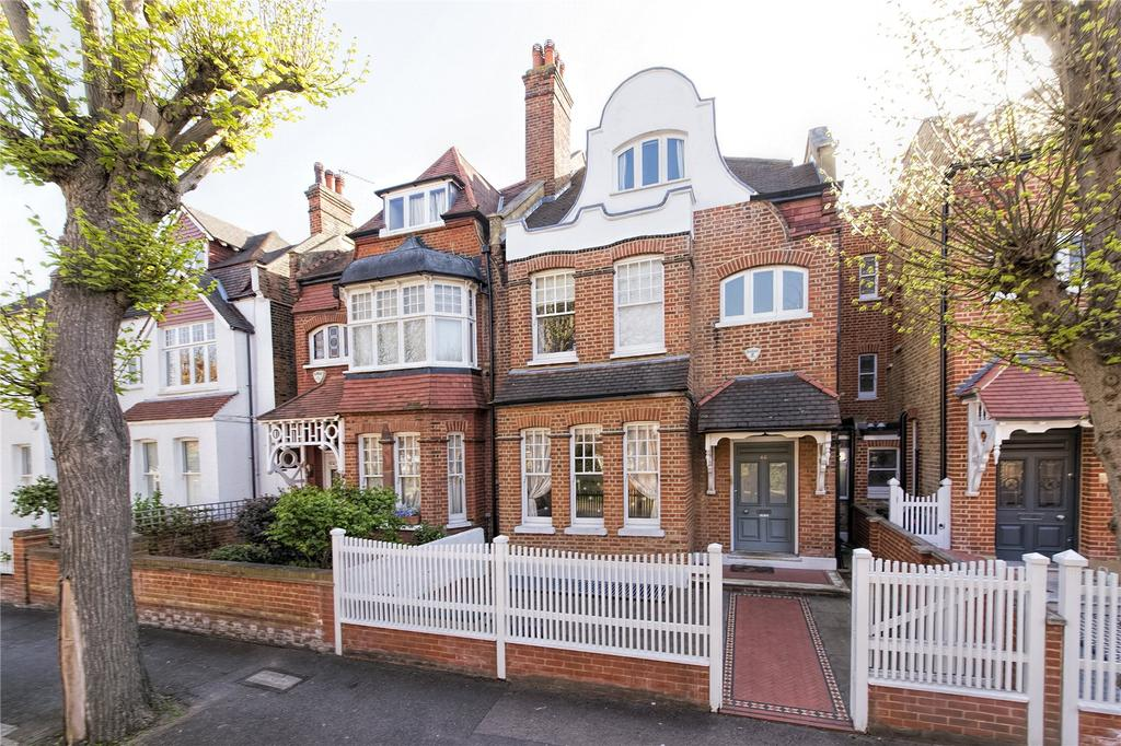 6 Bedrooms Semi Detached House for rent in Esmond Road, Chiswick, London, W4