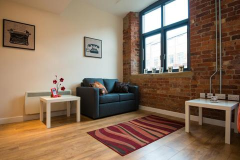 Studio to rent - Worsted House, East Street, Leeds, West Yorkshire, LS9