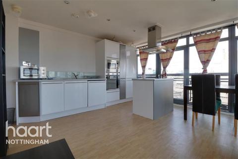1 bedroom flat to rent - Crusader House, City Centre NG1