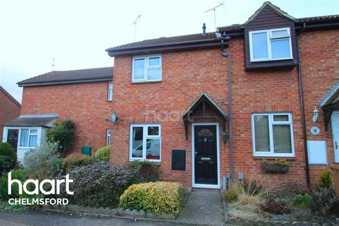 2 bedroom terraced house to rent - Lovibond Place, Chelmsford