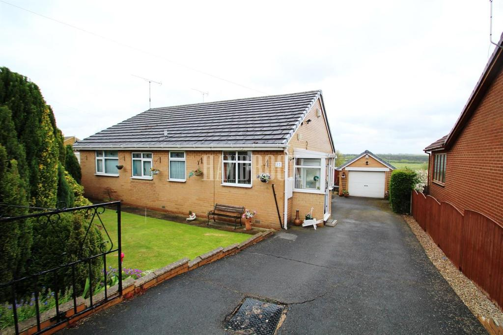 3 Bedrooms Bungalow for sale in Sunningdale Drive, Cudworth