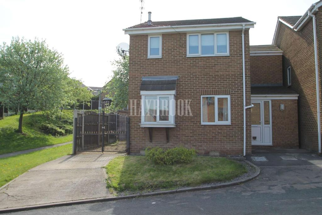 4 Bedrooms Detached House for sale in Church Green, Wath-upon-dearne