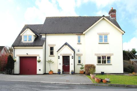 4 bedroom detached house for sale - Meadow Park, Shebbear