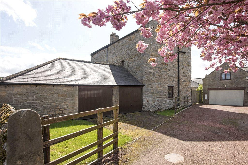 4 Bedrooms Detached House for sale in Thropton, Morpeth, Northumberland