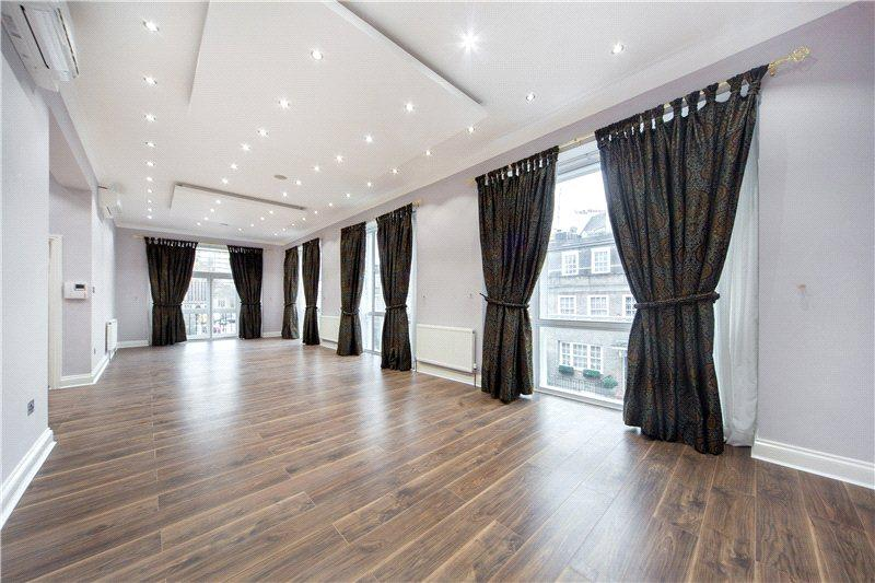 7 Bedrooms End Of Terrace House for sale in Gloucester Square, The Hyde Park Estate, London