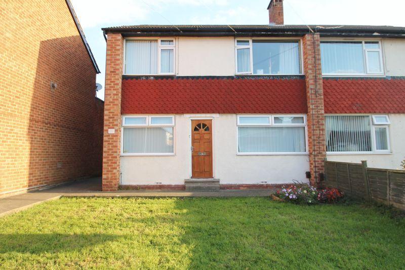 2 Bedrooms Flat for sale in Hillel Walk, Brookfield, Middlesbrough, TS5 8DG