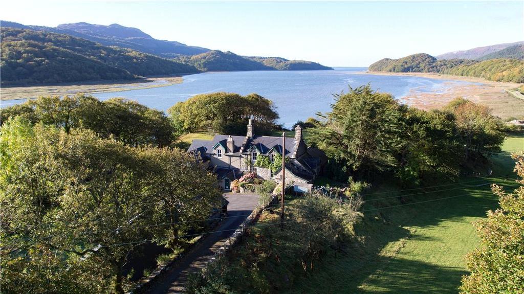 7 Bedrooms Detached House for sale in Bontddu, Dolgellau, Gwynedd, LL40