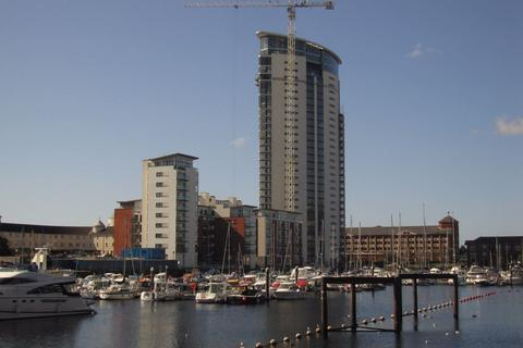 1 bedroom flat to rent - Meridian Wharf, Maritime Quarter, Swansea