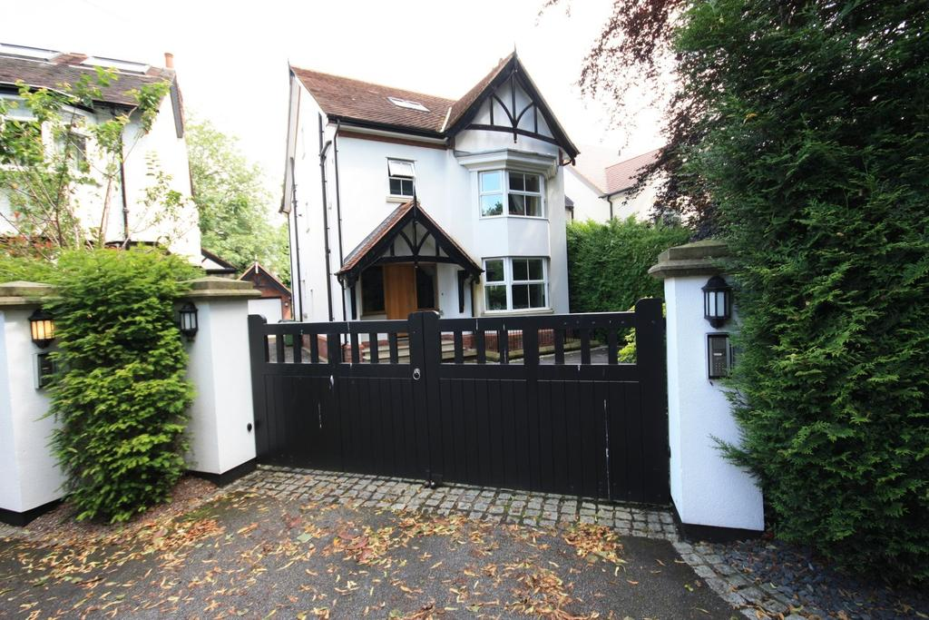 5 Bedrooms Detached House for sale in Styal Road, Wilmslow SK9
