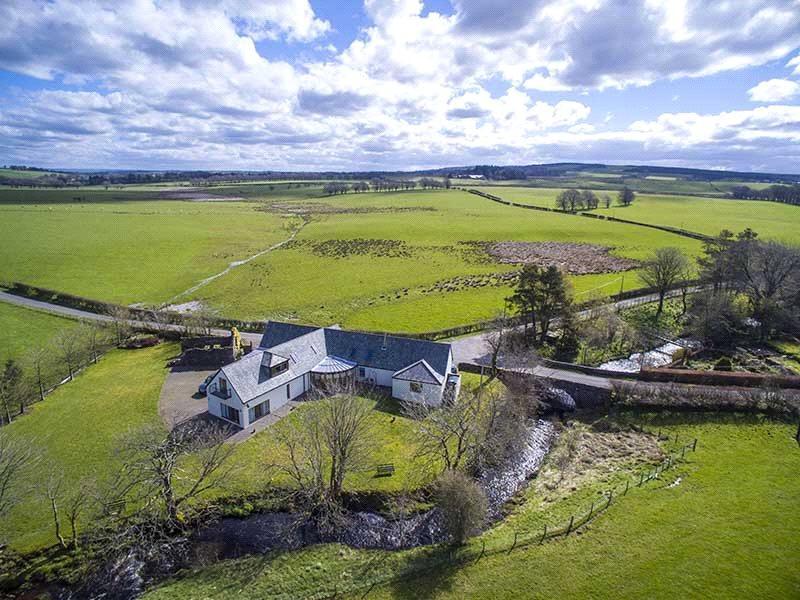 4 Bedrooms Detached House for sale in Lochar Smithy, Strathaven, Lanarkshire, ML10