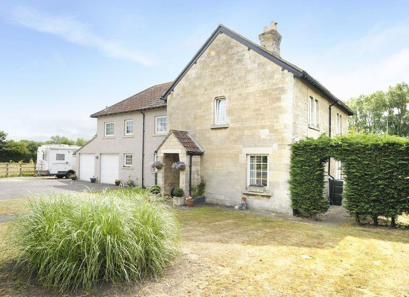 6 Bedrooms Detached House for sale in Widbrook, Bradford on Avon