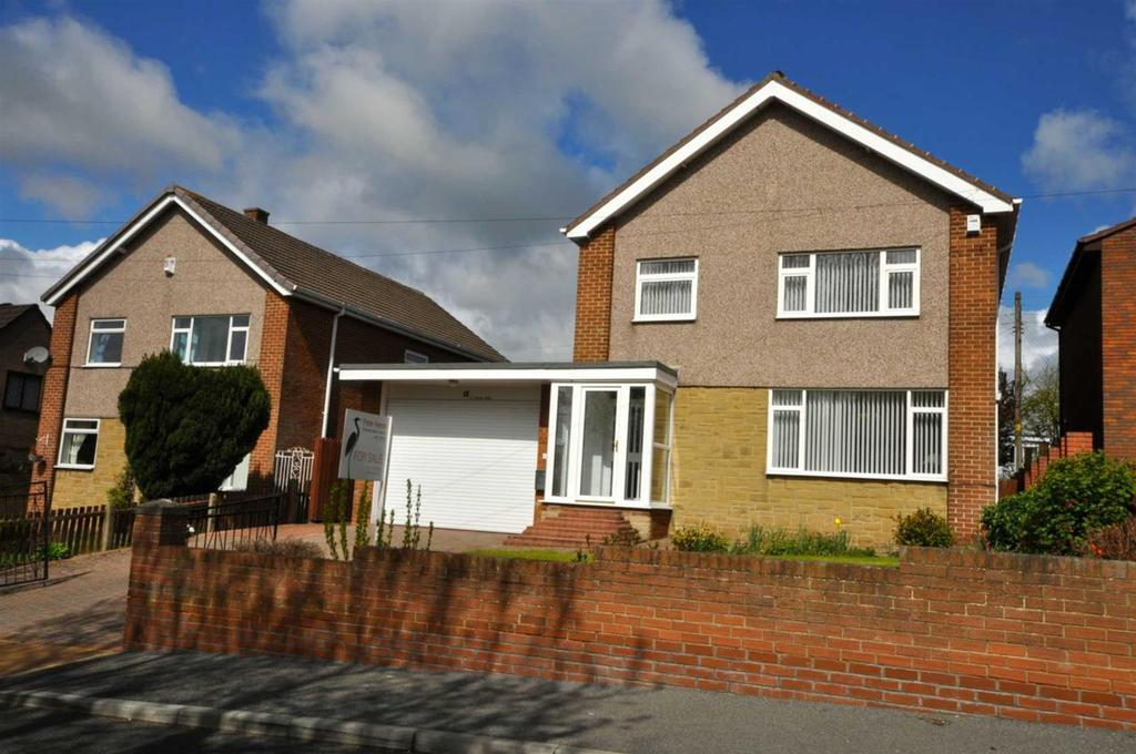 3 Bedrooms Detached House for sale in St. Chads Road, Middle Herrington, Sunderland