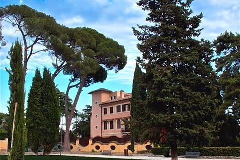 12 bedroom villa  - Villa Balestra, Rome