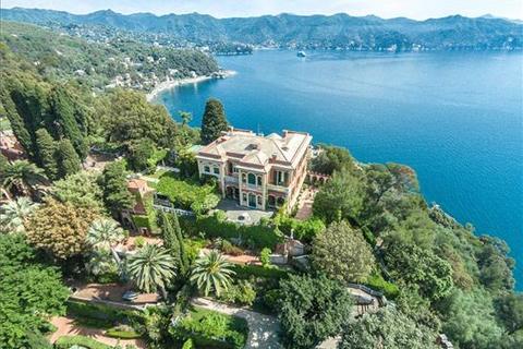10 bedroom villa  - Portofino, Liguria