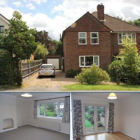 3 bedroom semi-detached house to rent - Chertsey Road, Windlesham GU20