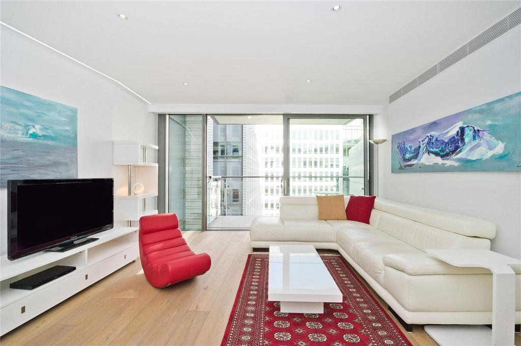1 Bedroom Flat for sale in Central St. Giles Piazza, Covent Garden, West End, London