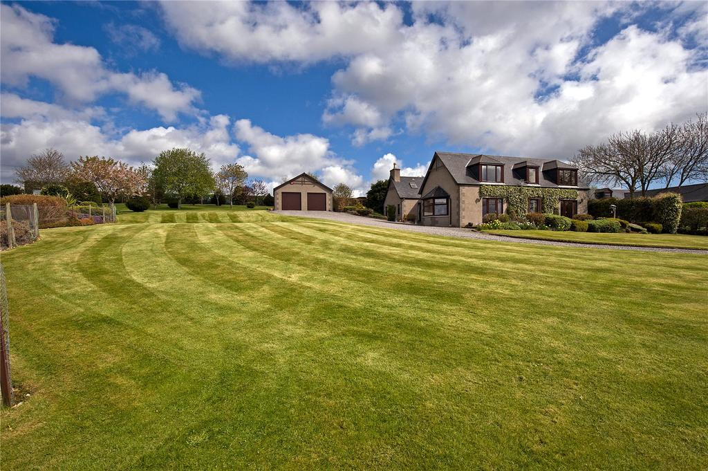 5 Bedrooms Detached House for sale in Hill Of Park House, Drumoak, Banchory, Aberdeenshire