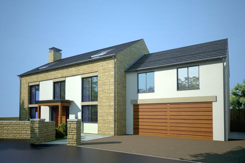 5 Bedrooms Detached House for sale in Owler Gardens, Owler Park Road, Ilkley